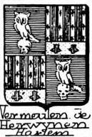 Vermeulen Coat of Arms / Family Crest 12