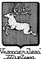 Vermeulen Coat of Arms / Family Crest 4