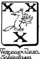 Vermeulen Coat of Arms / Family Crest 5