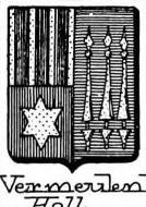 Vermeulen Coat of Arms / Family Crest 6