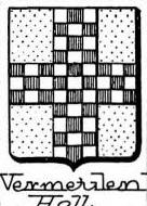 Vermeulen Coat of Arms / Family Crest 7