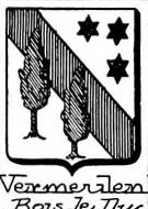 Vermeulen Coat of Arms / Family Crest 9
