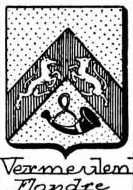 Vermeulen Coat of Arms / Family Crest 10