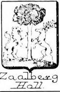 Zaalberg Coat of Arms / Family Crest 1