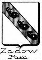 Zadow Coat of Arms / Family Crest 0