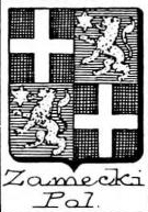 Zamecki Coat of Arms / Family Crest 0