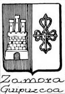 Zamora Coat of Arms / Family Crest 2