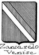 Zancarelo Coat of Arms / Family Crest 0