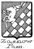 Zarnow Coat of Arms / Family Crest 0