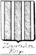 Zavala Coat of Arms / Family Crest 0
