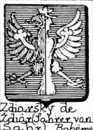 Zdiarsky Coat of Arms / Family Crest 0
