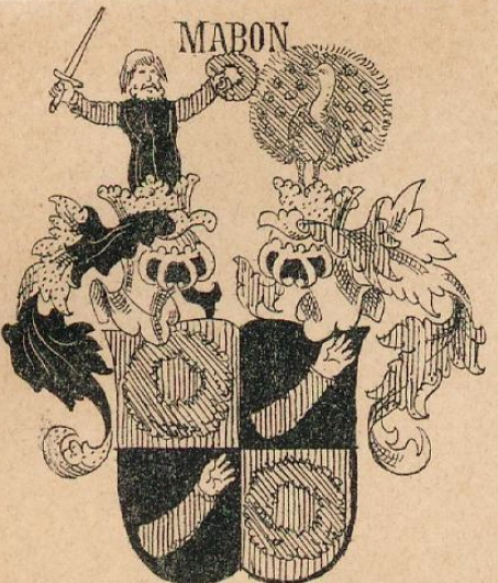 Mabon Coat of Arms / Family Crest 0