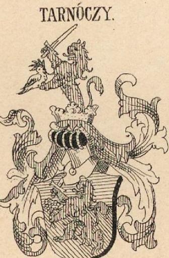 Tarnoczy Coat of Arms / Family Crest 7