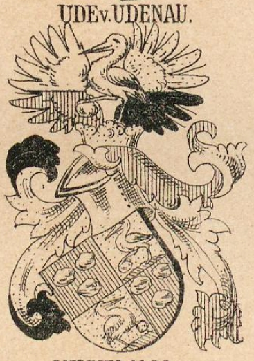 Ude Coat of Arms / Family Crest 0