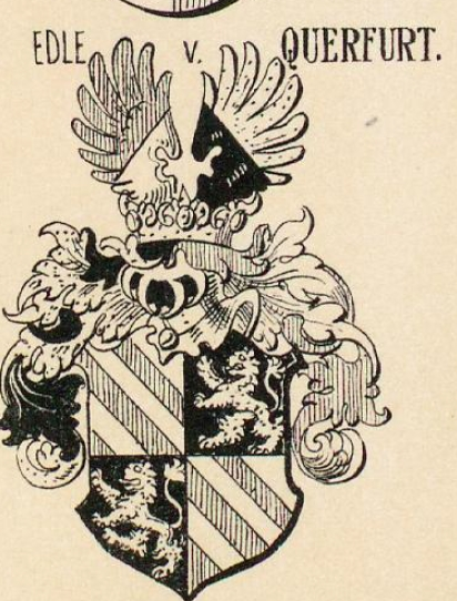 Querfurt Coat of Arms / Family Crest 4