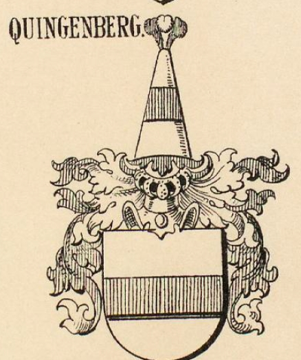 Quingenberg Coat of Arms / Family Crest 0