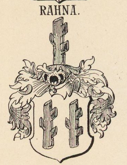 Rahna Coat of Arms / Family Crest 1
