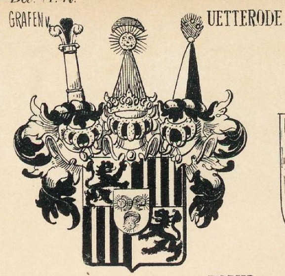 Uetterode Coat of Arms / Family Crest 0