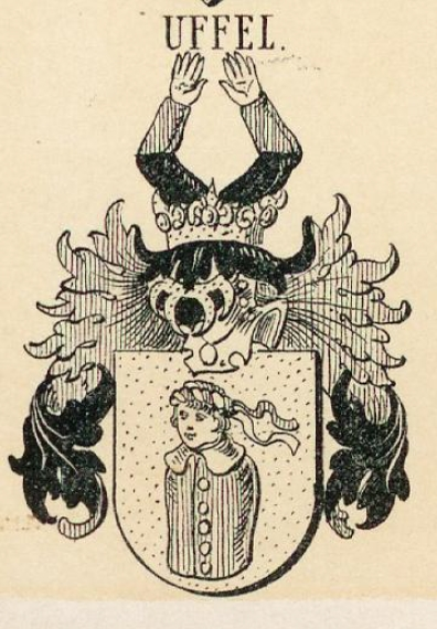 Uffel Coat of Arms / Family Crest 0