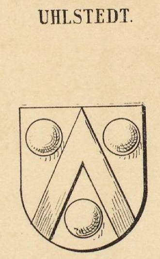 Uhlstedt Coat of Arms / Family Crest 0