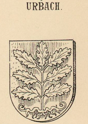 Urbach Coat of Arms / Family Crest 0