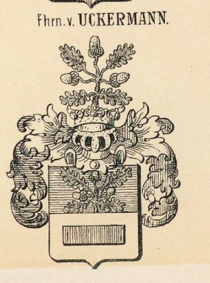 Uckermann Coat of Arms / Family Crest 4