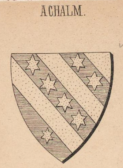 Achalm Coat of Arms / Family Crest 0