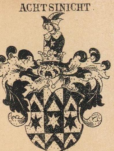 Achtsinicht Coat of Arms / Family Crest 0