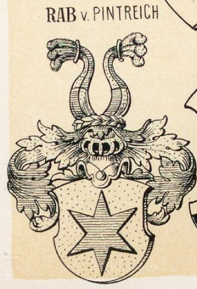 Rab Coat of Arms / Family Crest 1