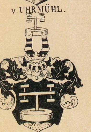 Uhrmuhl Coat of Arms / Family Crest 0