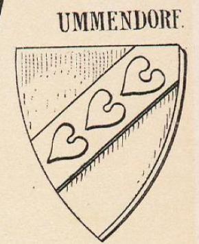 Ummendorf Coat of Arms / Family Crest 3